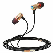 Super Bass Stereo In-ear 3.5mm Headphone Headset Earphone For iPhone/Samsung