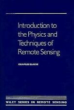 Introduction To The Physics and Techniques of Remote Sensing, Charles Elachi, Ne