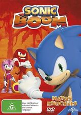 Sonic Boom : Season 1 : Vol 3 (Mayor Knuckles) NEW R4 DVD