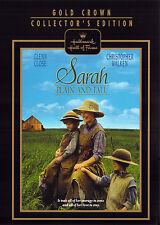SARAH PLAIN AND TALL (DVD, 1991) - HALLMARK HALL OF FAME - NEW DVD