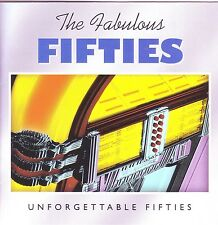 The Fabulous Fifties - Unforgettable Fifties  3 CD Box TIME LIFE