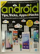 Android Tips Tricks Apps Hacks Boost Efficiency Apps Vol 9 2016 FREE SHIPPING JB