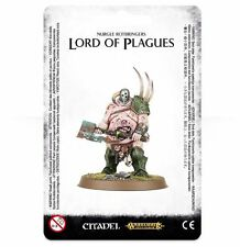 NURGLE LORD OF PLAGUES - WARHAMMER AGE OF SIGMAR - GAMES WORKSHOP
