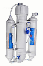 Portable Mini Reverse Osmosis 75GPD Water System 4stage