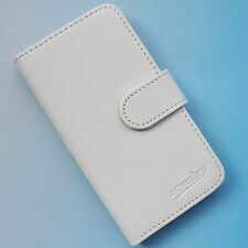"For 4.5"" ZTE Blade A430-Wallet Folder Stand Flip PU Leather Case Cover 4G LTE"