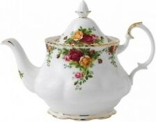 Royal Albert Old Country Roses Tetera (grande) 1,25 Litros / 42oz-nueva/sin usar