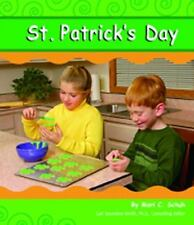 St. Patrick's Day (Holidays and Celebrations)-ExLibrary
