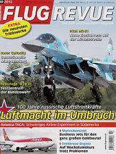 2r1210/ Luftfahrtzeitschrift - FLUG REVUE - Ausgabe 10/2012 - TOPP HEFT
