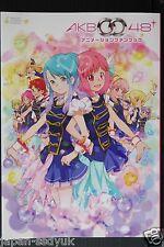 JAPAN AKB0048 Animation Fan Book