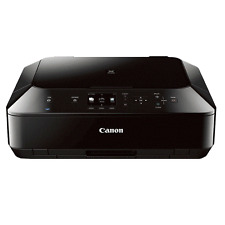 Canon MG5720  EDIBLE PRINTER BUNDLE WITH 5 EDIBLE INKS & 12 Wafer sheets-Black