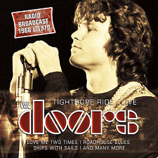 THE DOORS New Sealed 2017 LIVE 1968 & 70 RADIO & OTHER PERFORMANCES CD