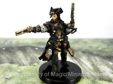 Iconic Heroes LIRIANNE HALF-ELF GUNSLINGER #2 Pathfinder Battles set 4 miniature