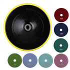 4 inch Diamond Polishing pads 8 Piece Set Granite Marble Concrete Stone Wet/Dry