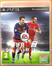 FIFA 16 - Playstation PS3 Games - Very Good Condition - 2016