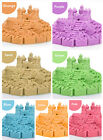 Kinetic Multi Color Magic handmade Sand Kid DIY Indoor Play Craft Non Toxic Toy