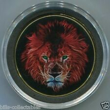 LION - Make My Day Spinner Poker Card Guard Cover Protector