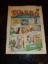 THE BEANO Comic - Issue No 1464 - Date 08/08/1970 - UK Paper Comic