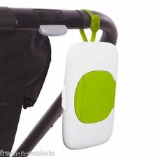Travel Infant Stay Clean Portable Diaper Baby Wipes Holder Dispenser Case