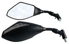 1PAAR LED - BLINKER - SPIEGEL m.TÜV Suzuki GSR750 GSR 750 NEW NEUWARE OVP