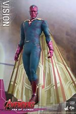 Hot Toys Marvel Avengers Age of Ultron MMS 296 Vision 1/6 Figure