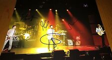 Maroon 5 Complete Group Hand Concert Signed Autographed 11x14 Photo COA Proof