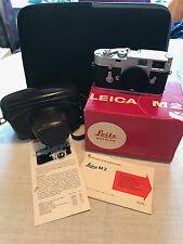 Original Leica M2 mit Box und Anleitung