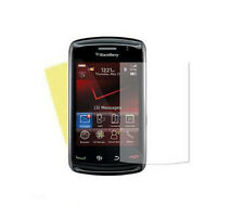 Protector Screen x2 Sheet Protective transparent blackberry 9800 + Suede x2