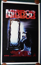 MIRROR MIRROR 1990 ORIGINAL ROLLED 1 SHEET MOVIE POSTER KAREN BLACK HORROR RARE