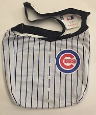 MLB CHICAGO CUBS PURSE TOTE BAG HANDBAG DEFECT PEELING IN LOGO SEE PICTURE OB102