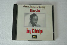 Roy Eldridge-Minor en direct, from swing to Bebop, double CD (9)