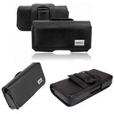 Design Handy Gürtel Tasche für Samsung Galaxy S2 Plus I9105 Quer Seiten Tasche