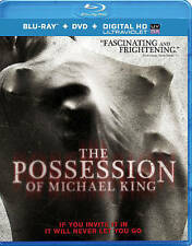 Possession Of Michael King [Blu-ray], Excellent DVD, Dale Dickey, Cara Pifko, El