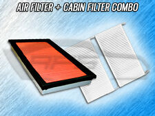 AIR FILTER CABIN FILTER COMBO FOR 2004 2005 2006 2007 2008 2009 NISSAN QUEST