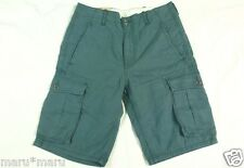 $50 Mens LEVIS Cargo Shorts 29 WAIST  Blue Military board