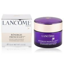 Lancome RENERGIE FRENCH LIFT Soin/N/R Retightening Night Cream 15ml NIB
