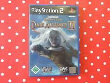 Baldur's Gate Dark Alliance II / 2 Playstation 2 PS2 in OVP mit Anleitung