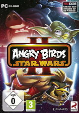 PC  CD-ROM ANGRY BIRDS STAR WARS 2