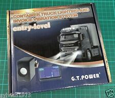 G.T. Power  - Lighting+ Vibration + Sound System For Truck New In Box