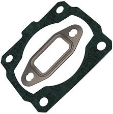 Cylinder Head & Exhaust Muffler Gasket Fit STIHL Chainsaw MS200T