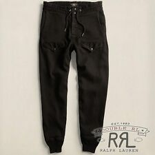 $340 RRL Ralph Lauren 1920s Vintage Inspired Japanese Cotton Flight Pant- MEN-XL