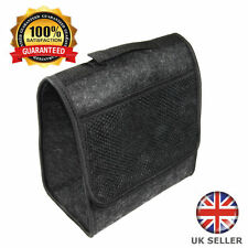 Carpet Car Organiser Storage Tidy Boot For Audi A4 S Line