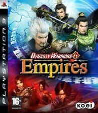 DINASTY WARRIORS 6  :  EMPIRES             -----   pour PS3   -- SN