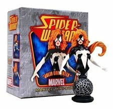 Bowen Designs BLACK SPIDER-WOMAN Julia Carpenter mini bust/statue~man~Venom~NIB