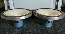Hartley-Luth 220MSG (220 MSG) Full Range Speakers ~ Museum Quality Condition