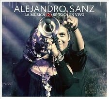 Alejandro Sanz: La Música No Se Toca - En Vivo New DVD