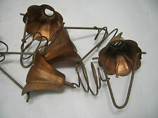 Rain Chains Copper  NEW Design SPRING TULIP  - REDUCED NOW $99