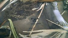"""HUNTING CAMO TRUE TIMBER DRT DUCK BLIND FABRIC 58""""WIDE BRIDAL SATIN CAMOUFLAGE"""