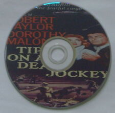 FILM NOIR: TIP ON A DEAD JOCKEY 1957 Robert Taylor Dorothy Malone Gia Scala