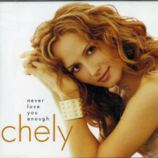 Never Love You Enough - Chely Wright (2001, CD NIEUW)