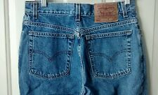 Levis 550 Relaxed Fit Tapered Leg size 13 Jr. L measure 30 x 33